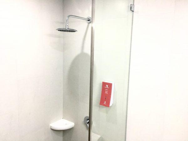 スタンダード ダブルルーム (Standard Double Room)のシャワールーム2