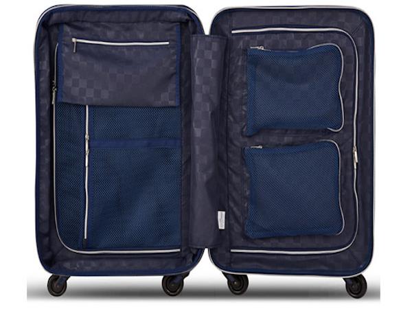 両サイド密封型のスーツケース