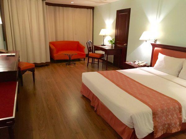 タイパン ホテル 客室1