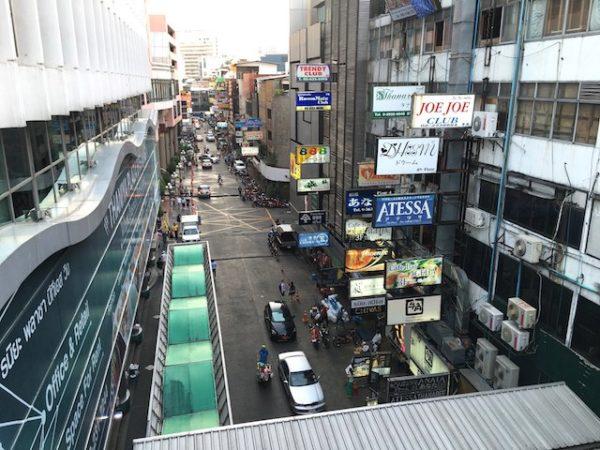 タニヤ周辺のJF無料おすすめホテルを格安〜高級までまとめて紹介。