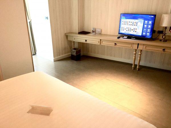 ザ ラヤ スラウォン ホテル (The Raya Surawong Hotel)の客室1