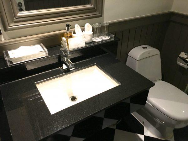 スーペリアルーム (Superior Room)のトイレ