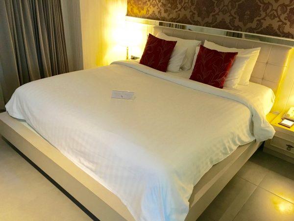 ザ ラヤ スラウォンホテル 客室1