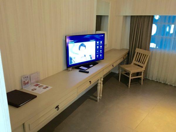 ザ ラヤ スラウォンホテル 客室2