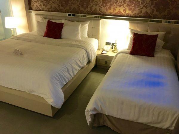ザ ラヤウォンホテル 客室3