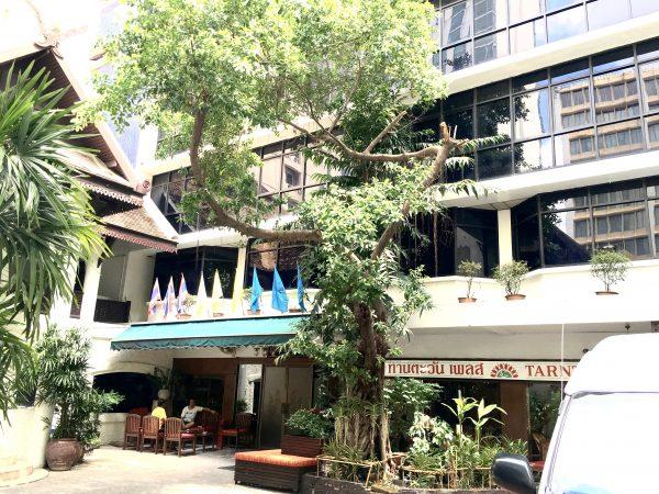 ザ ターンタワン ホテル スラウォン バンコク (The Tarntawan Hotel Surawong Bangkok)の外観