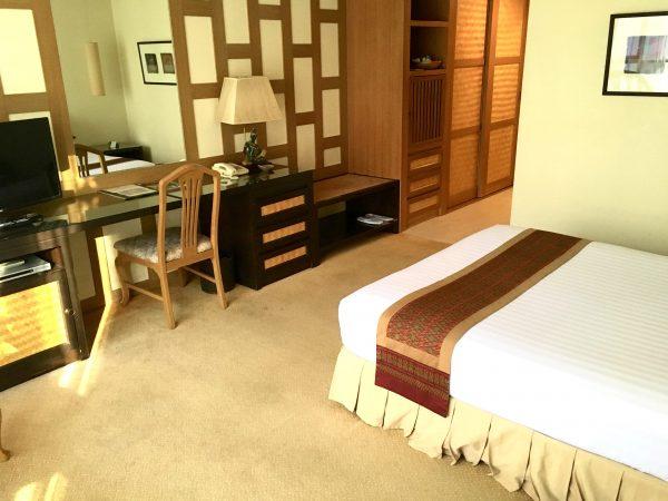 ザ ターンタワン ホテル スラウォン バンコク (The Tarntawan Hotel Surawong Bangkok)の客室2