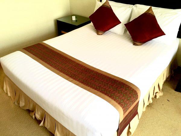 ザ ターンタワン ホテル スラウォン バンコク (The Tarntawan Hotel Surawong Bangkok)のベッド