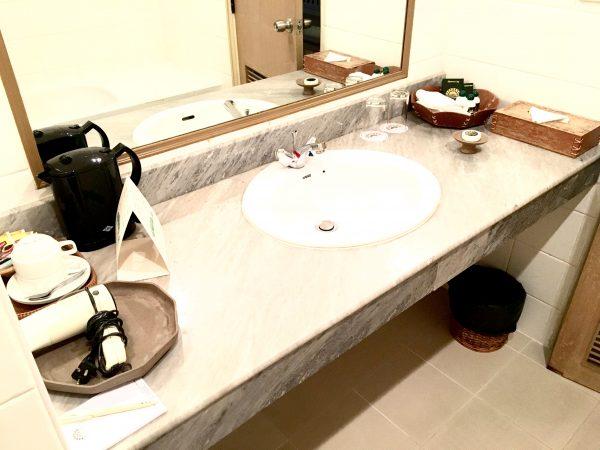 ザ ターンタワン ホテル スラウォン バンコク (The Tarntawan Hotel Surawong Bangkok)のバスルーム1