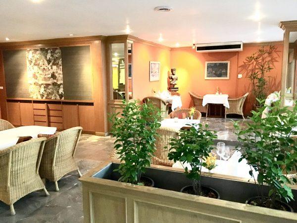 ザ ターンタワン ホテル スラウォン バンコク (The Tarntawan Hotel Surawong Bangkok)のエントランス