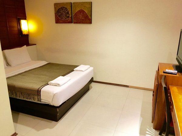 セレーヌ アソーク スイーツ (Serene Asoke Suites) 客室1