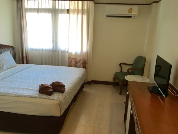 アユタヤ ホテル (Ayothaya Hotel)の客室1