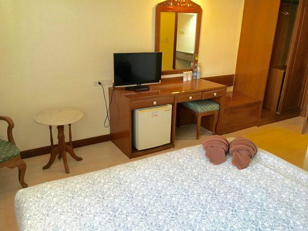 アユタヤ ホテルの客室2