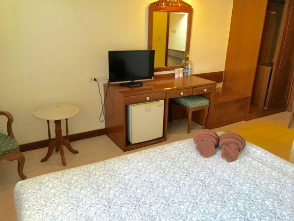 アユタヤ ホテル (Ayothaya Hotel)の客室2