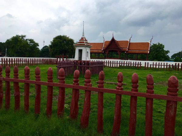 象の囲い1