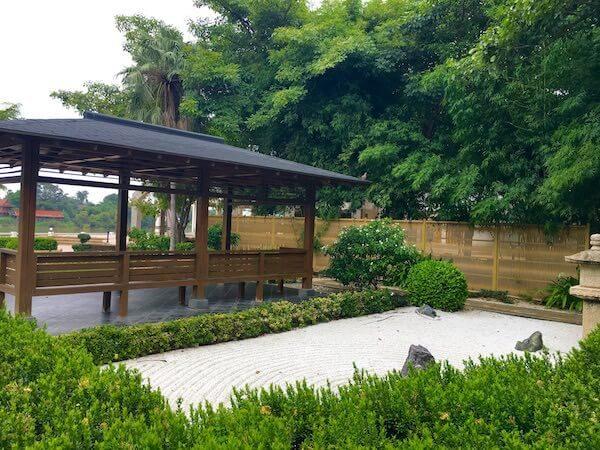アユタヤの日本人町跡