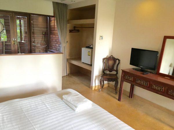 バーン ティエ ワン ホテル 客室2