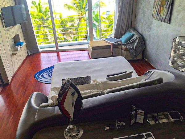 バラクーダ パタヤ Mギャラリー バイ ソフィテル (BARAQUDA PATTAYA MGALLERY BY SOFITEL)の客室2