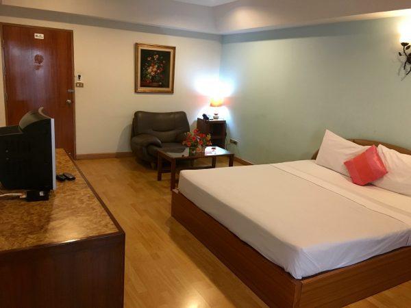 ガレリアサブウェイホテル 客室1