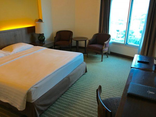 クルンシリ リバー ホテル 客室1