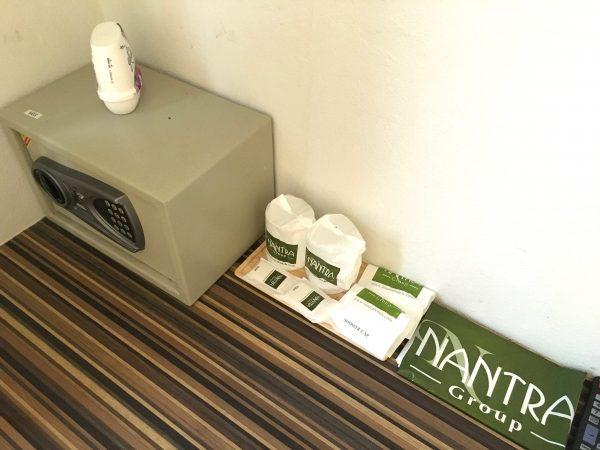ナントラ エカマイ ホテル セーフティボックス