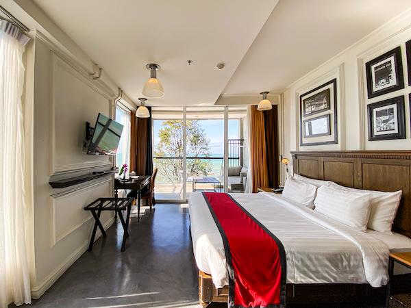 パタヤ モーダス ビーチフロント リゾート(Pattaya Modus Beachfront Resort)の客室