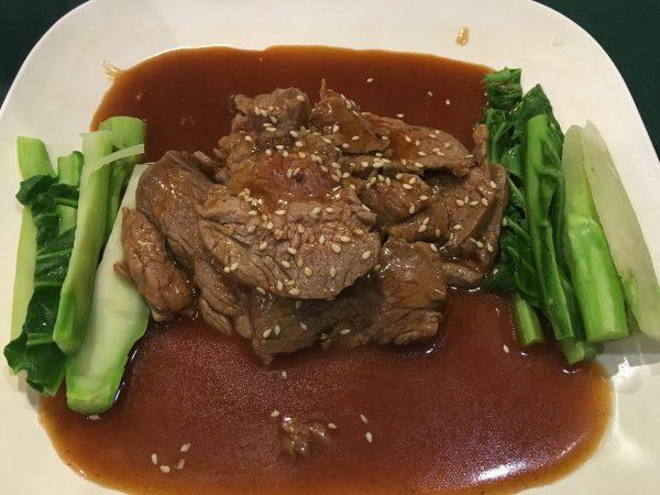サイトンリバーレストラン 食事2