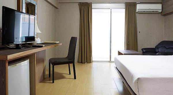 ワタナホテル 客室2