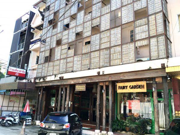 1 ニンマン ギャラリー ホテルの外観