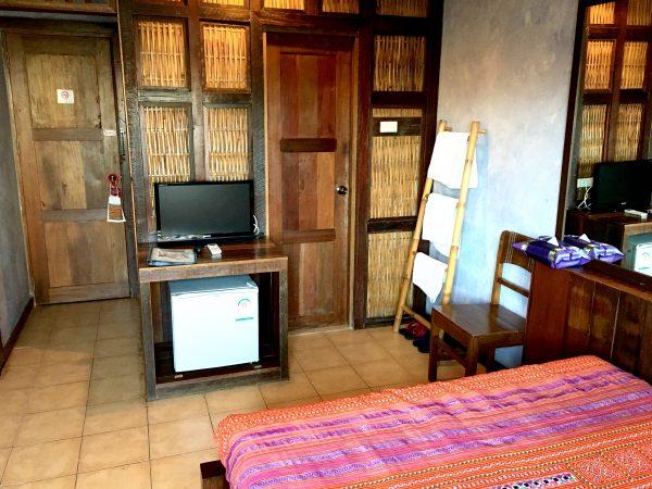 1 ニンマン ギャラリー ホテルの客室2