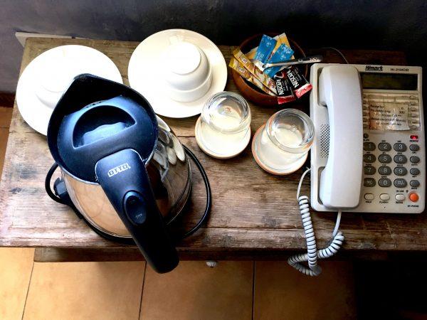 1 ニンマン ギャラリー ホテルのコーヒー