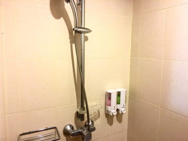 1 ニンマン ギャラリー ホテルのシャワールーム2