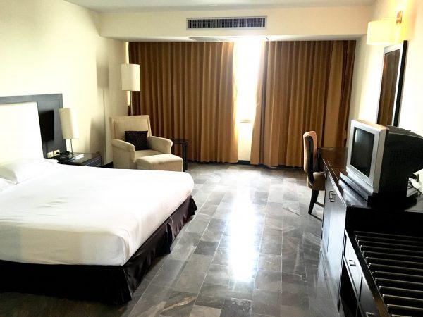 ロイヤル ランナ ホテル 客室1