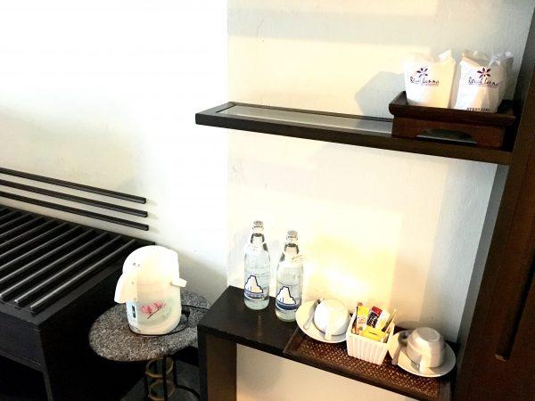 ロイヤル ランナ ホテル 無料の水