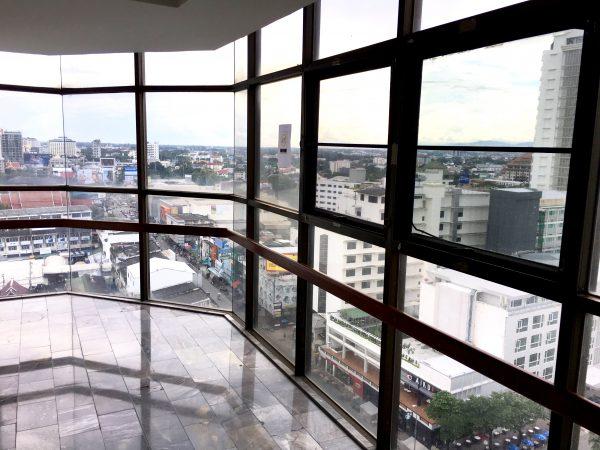 ロイヤル ランナ ホテル 高層階からの風景2