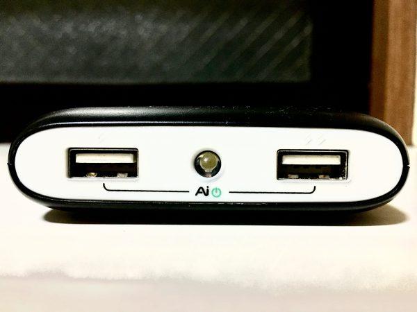 AUKEYのモバイルバッテリー4