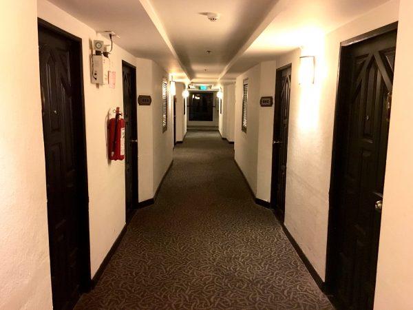 C H ホテル 共用部