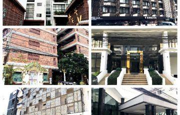 チェンマイのホテル6軒