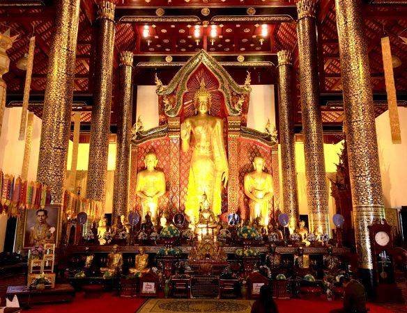 チェンマイの寺院