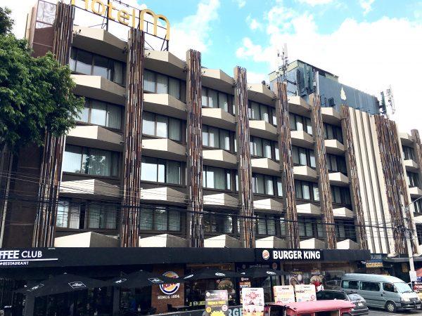 ホテル M チェンマイの外観