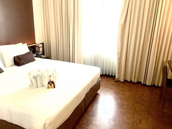 ホテル M チェンマイ 客室1