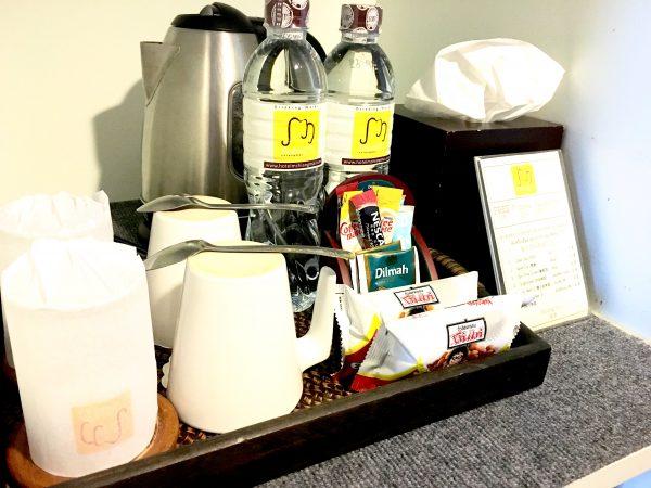 ホテル M チェンマイ コーヒー