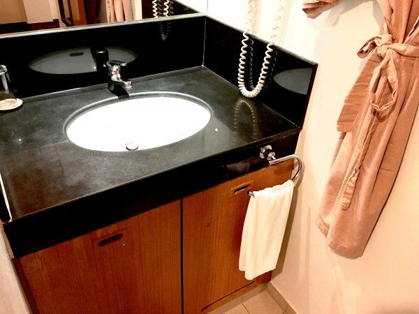 アイチェック イン スクンビット 19 (iCheck inn Sukhumvit 19)のシャワールーム2