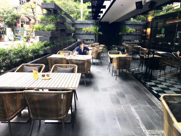 マイトリア ホテル スクンビット 18(Maitria Hotel Sukhumvit 18)のレストラン1