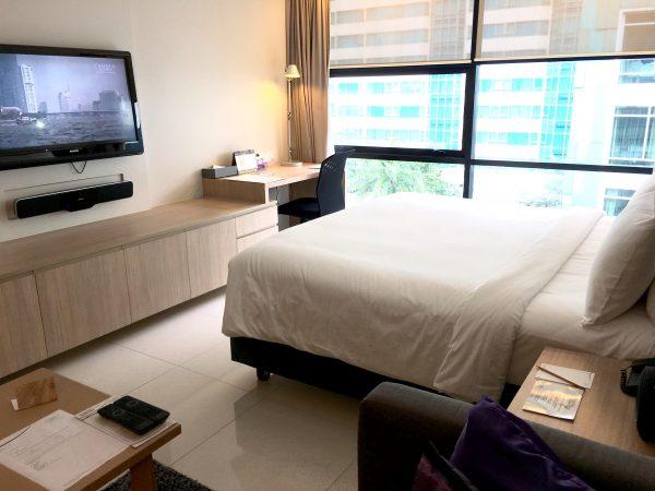 マイトリア ホテル スクンビット 18(Maitria Hotel Sukhumvit 18)の客室2