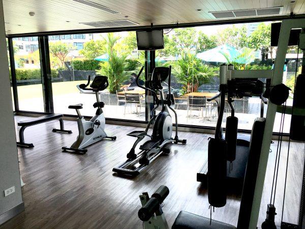 マイトリア ホテル スクンビット 18(Maitria Hotel Sukhumvit 18)のトレーニングジム
