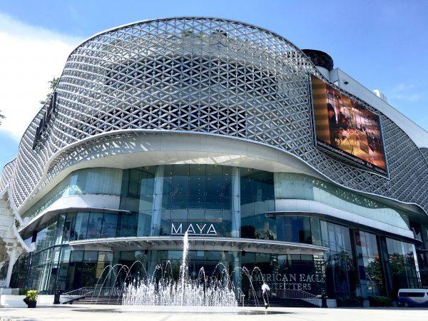 メーヤー ライフスタイル ショッピングセンター(MAYA Lifestyle Shopping Center)の外観