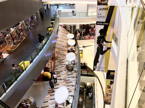 メーヤー ライフスタイル ショッピングセンター(MAYA Lifestyle Shopping Center)内の写真