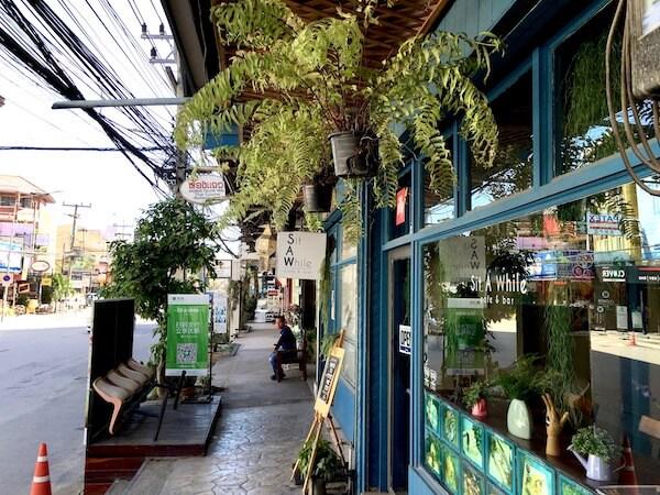 ニマンヘミン通りはチェンマイでおすすめの街歩きスポット。雰囲気の良いカフェやホテルを紹介するよ。