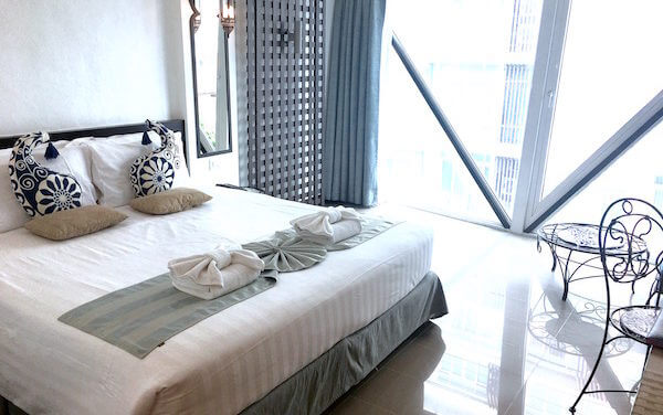 ニマン マイ デザイン ホテル チェンマイ バイ コンパス ホスピタリティ(Nimman Mai Design Hotel Chiang Mai by Compass Hospitality)の客室1